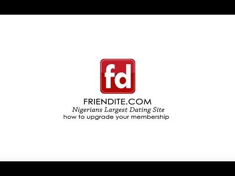 How to Upgrade your membership on Friendite.com - Nigeria Dating Site