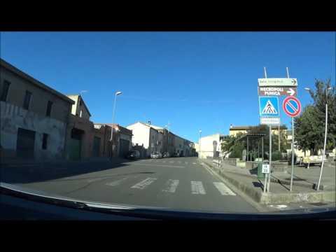 Villamar via Roma slow motion