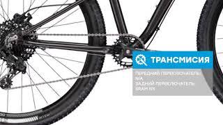 Обзор велосипеда Trek Superfly 26 2018 года