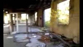 Old Creepy Barn Inside