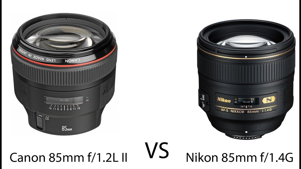 nikon 85mm f1 4 g vs canon 85mm f1 2 l mark ii bokeh battle hd youtube. Black Bedroom Furniture Sets. Home Design Ideas