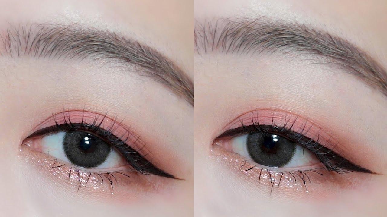 핑크 코랄 메이크업 / Pink Coral Makeup (feat. 웨이크메이크 원브랜드 / WAKEMAKE One Brand)