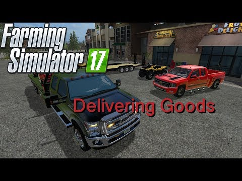 Farming Simulator 2017 Dodge Cars