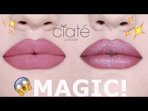 MAGIC MATTE TO GLITTER LIQUID LIPSTICK!!