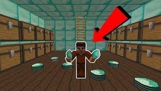 SALİH GİZLİ ELMAS DEPOSUNU BULDU! 😱 - Minecraft