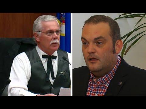 DFL Sen., GOP Rep. Face Harassment Allegations
