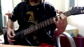 Annihilator - 21 ( rhythm cover )