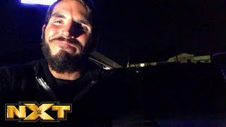 Johnny Gargano reveals why he attacked Aleister Black: WWE NXT, Nov. 7, 2018