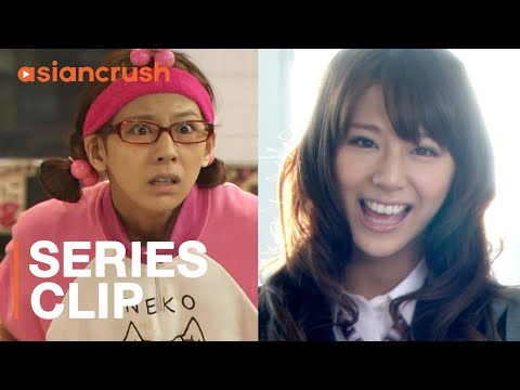 Most Popular Girl In School Has A Secret Other Side To Her...  Japanese Drama   Switch Girl!!