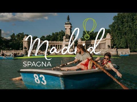 MADRID e TOLEDO in un weekend!