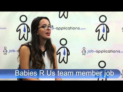 Babies R Us Interview - Team Member