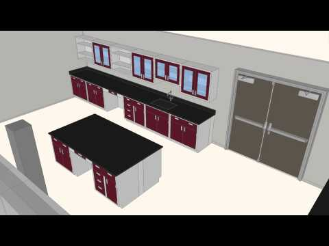 3D Lab Designs from LOC Scientific