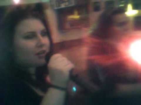My Girls Singing Karaoke