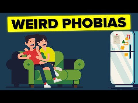 The Most Bizarre Phobias People Actually Have