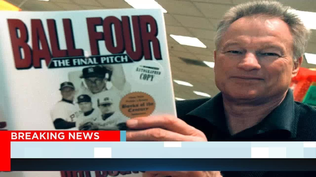 b067af183615 This is a story Yankee pitcher and 'Ball Four' author Jim Bouton didn't  want told