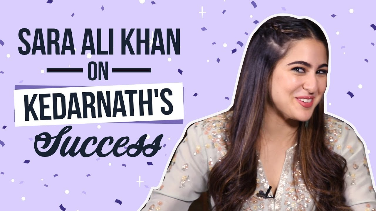 Sara Ali Khan spills her heart out | Kedarnath | Pinkvilla | SIMMBA: Aala Re Aala