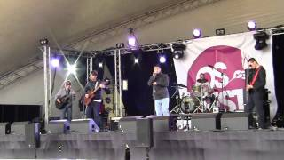 Blindsyde - Either Way at Osfest 2011