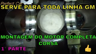 Video Montagem do motor do corsa 1°parte 1/6 download MP3, 3GP, MP4, WEBM, AVI, FLV Juni 2018