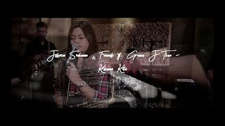Jessica Siahaan & Friends ft. Grace J. Theo - Karena Kita (We Are The Reason)