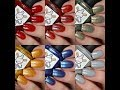 Braves Diva Polish The Artist Collection Swatches
