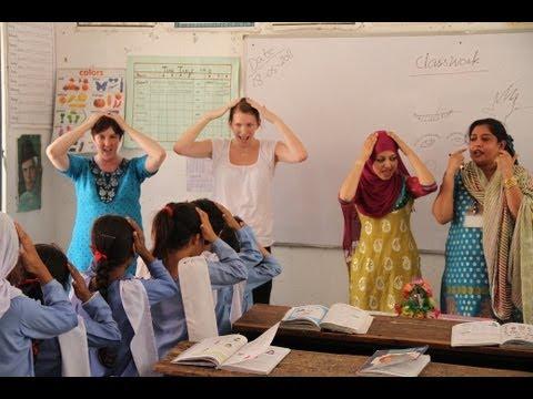 UK Teachers from Kirklees Visit Schools in Multan Pakistan