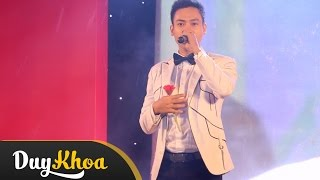 Bản tình ca đầu tiên (Live) - Duy Khoa biểu diễn tại THPT Sóc Sơn