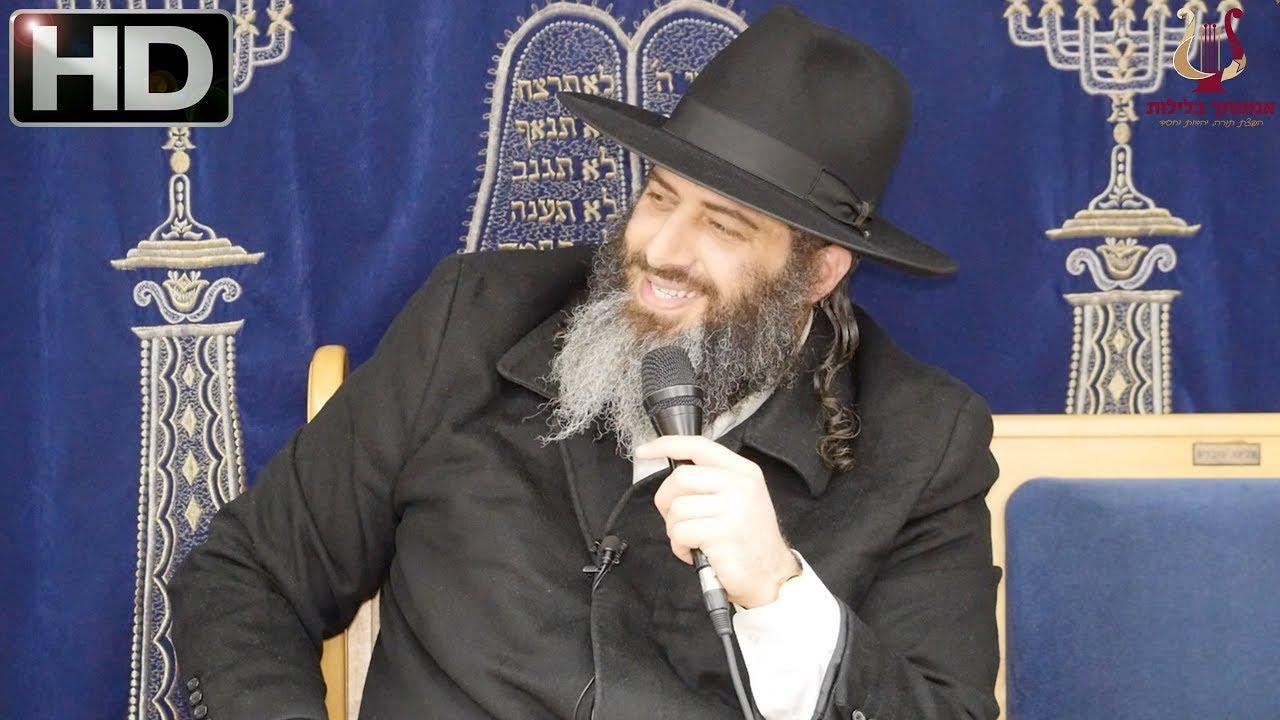 הרב רונן שאולוב בשיעור נדיר על מעלת ומצוות השמחה והשירה | להיות בשמחה תמיד | קרית מלאכי 23-2-2020