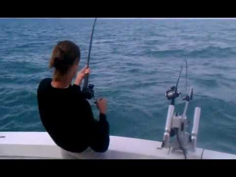 Marcy's Hot Pursuit Sportfishing Adventure