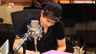 [ENG] 140621 MBC C-Radio 偶像本色 with Nichkhun Part 2 of 3