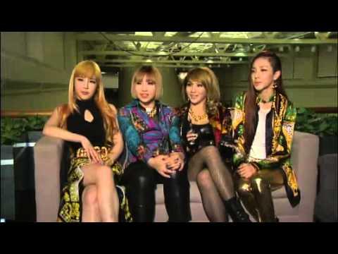 NY1 Interview - 2NE1's US Debut