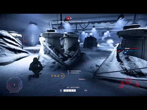 BATTLEFRONT 2 DOMINATION