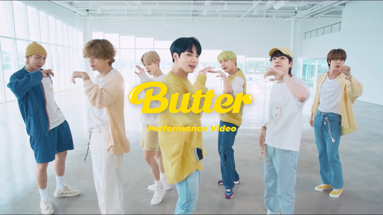 [CHOREOGRAPHY] BTS (방탄소년단) 'Butter' Special Performance Video