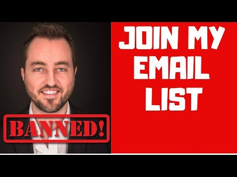 channel-may-go-down,-join-my-email-list-to-get-content-updates!