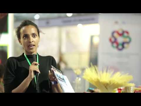 AIFE2018: Interview with Haymanot Asfaw, General Manager of Ethiopian Millers Association