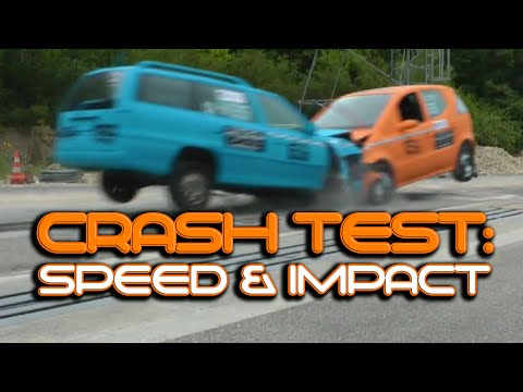 Car Crash Test Video Compilation: High Speed Crashes Put ...