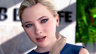DETROIT BECOME HUMAN - Chloe and The Interview Shorts PS4 (2018)