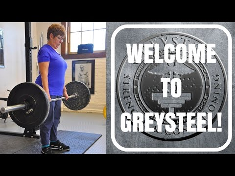 #1: Welcome to Greysteel!