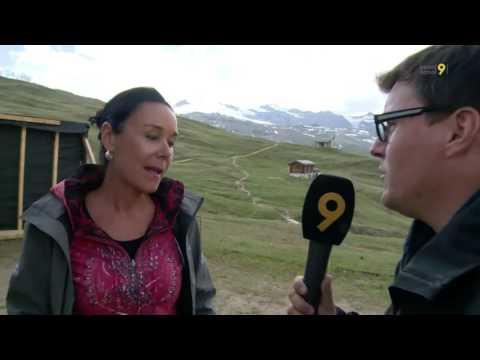Beitrag zu Romeo und Julia am Gornergrat auf Canal9