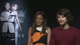 SPECTRE: Naomie Harris and Ben Whishaw want Bond to go sci-fi