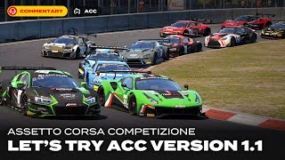 ACC: A racing driver's take on Assetto Corsa Competizione v1.1