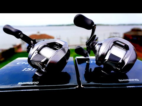 The Hook Up Tackle Unboxing - Shimano Chronarch MGL 151XG!