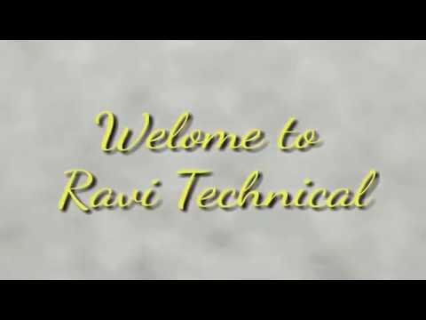 Ravi Technical [Kannada] ??? ????????? [?????]