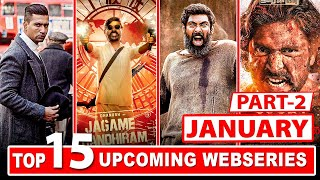 Top 15 Upcoming Web Series and Movies in January 2021 (Part-2 ) | Netflix | Amazon Prime | Hotstar