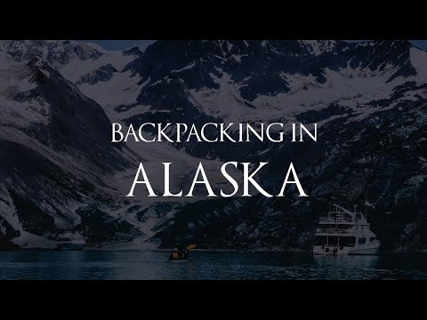 Solo backpacking Alaska - Short movie adventure