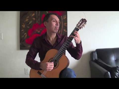 Classical Guitar- O Canada