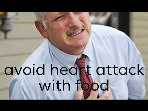 Top 5 foods to avoid heart attack | Part 2