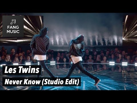 Les Twins - Never Know (Studio Edit - No Audience)