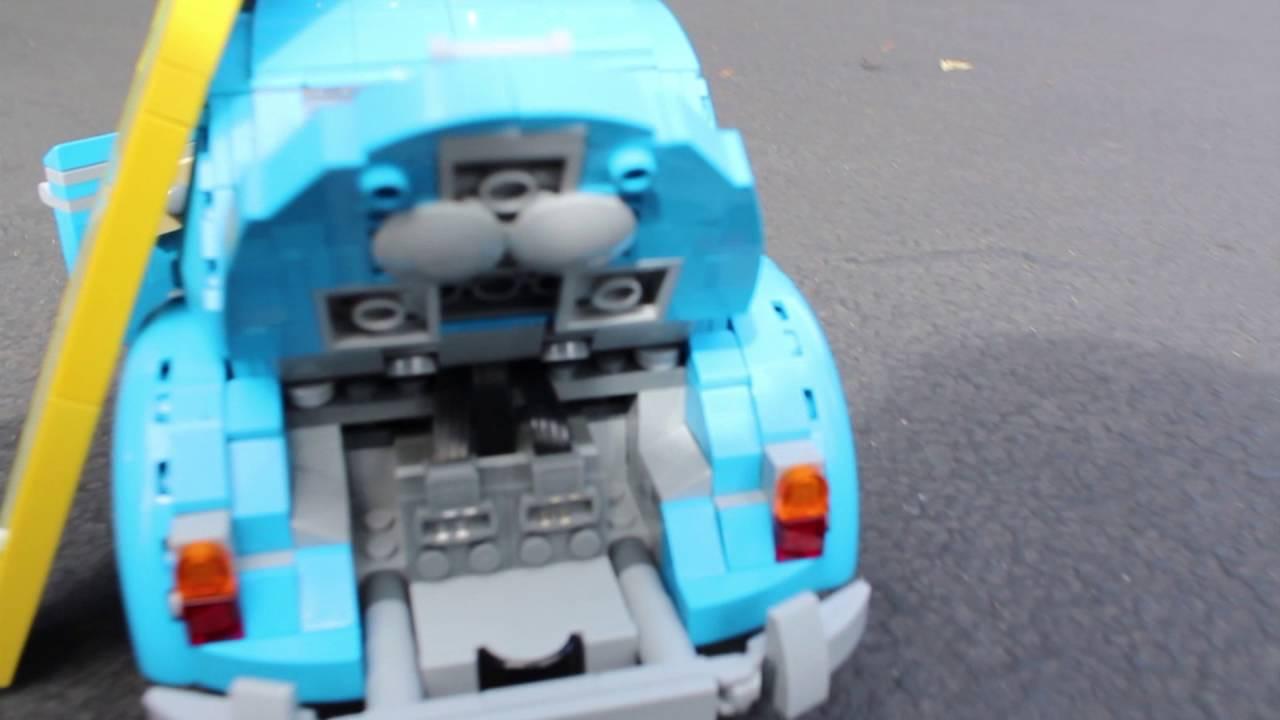 Lego Rc Vw Beetle Youtube