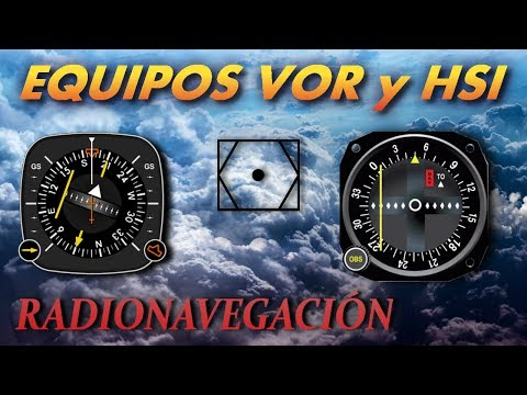 Equipo VOR y HSI | Radionavegación |