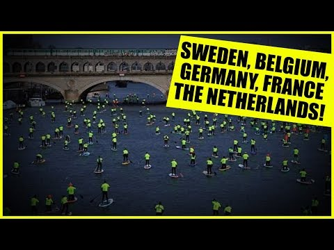 France, Germany, Belgium, Sweden, And The Netherlands! Oh My!